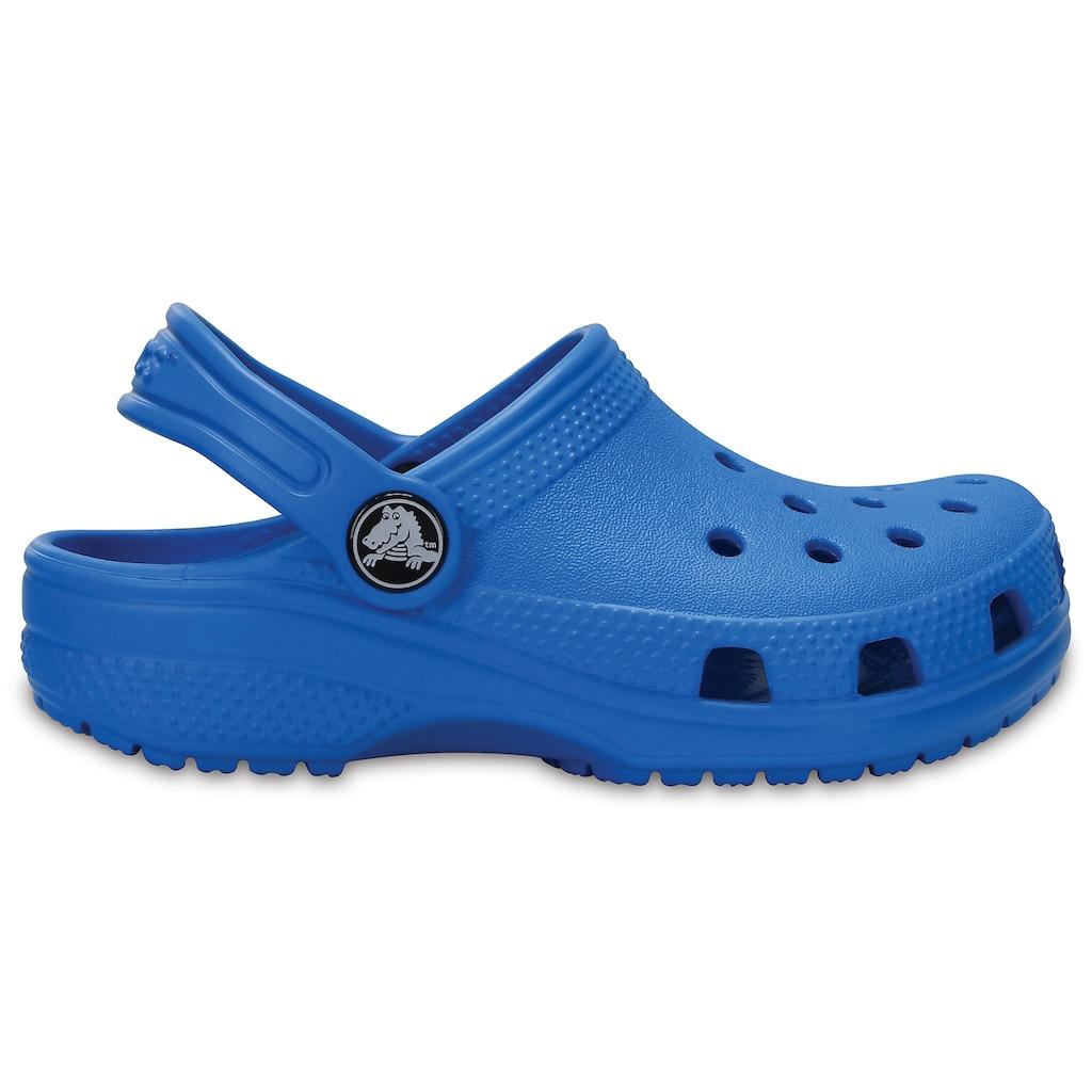 Crocs Clog »Classic Clog K«, mit praktischem Fersenriemen