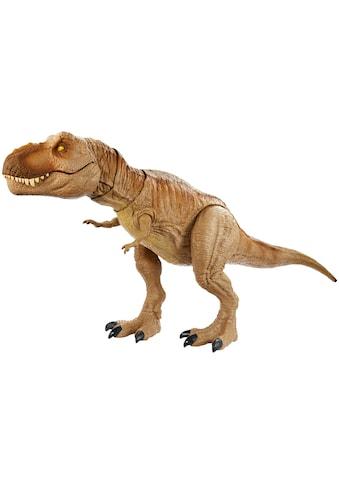 Mattel® Spielfigur »Jurassic World Brüllender Kampfaction T-Rex« kaufen