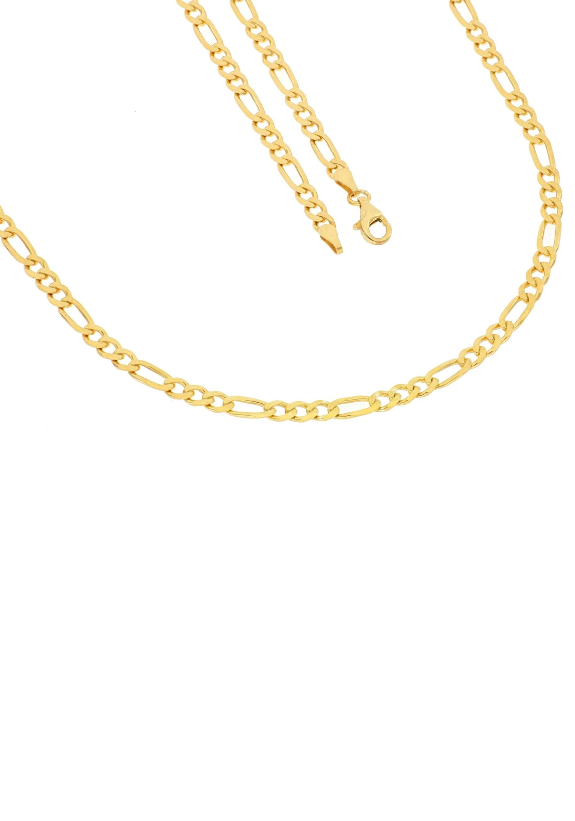 Firetti Kette ohne Anhänger »gelbvergoldet, 6-fach diamantiert« | Schmuck > Halsketten > Ketten ohne Anhänger | FIRETTI