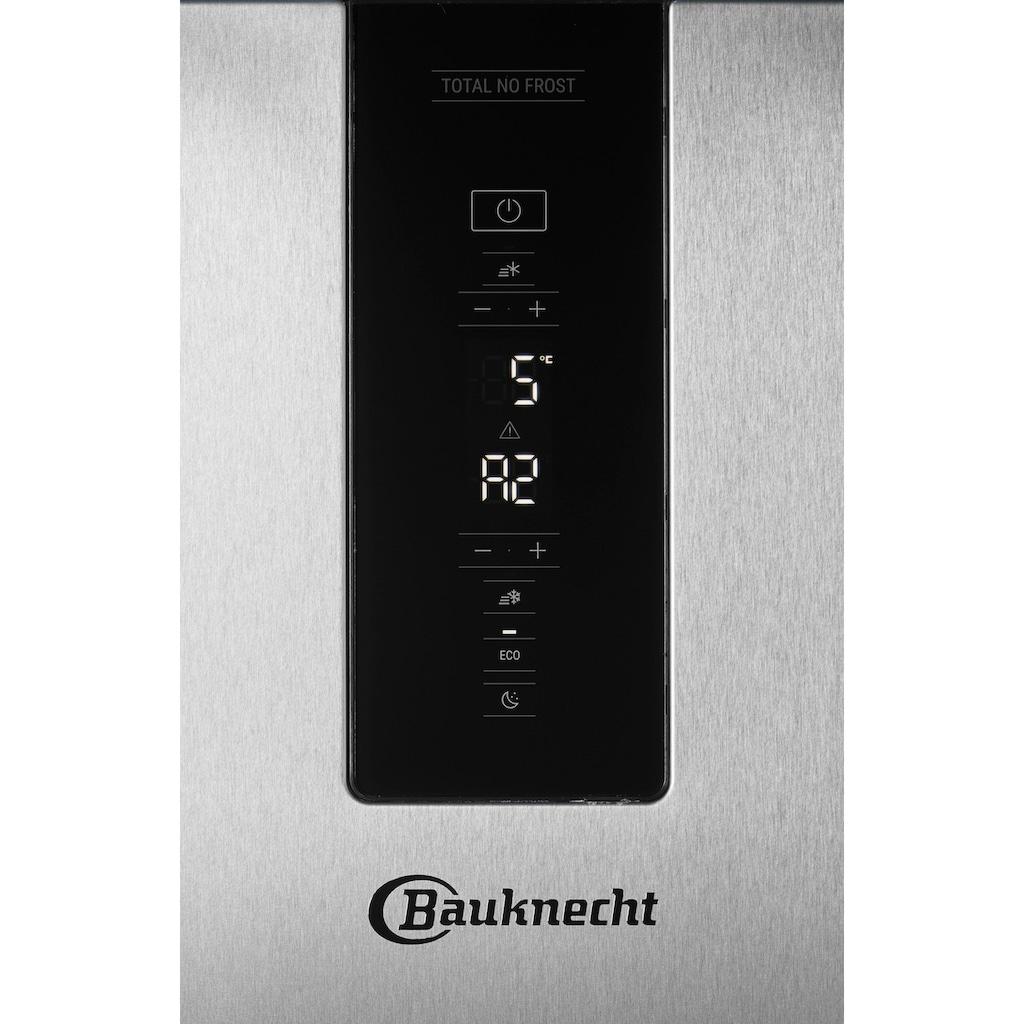 BAUKNECHT Kühl-/Gefrierkombination »KGN ECO 201 A3+ IN«, 4 Jahre Herstellergarantie
