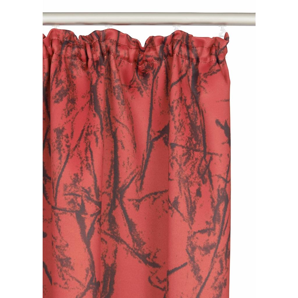 my home Vorhang »Bamian«, Breite 270 cm = 1 Stück --- Breite 130 cm = 2 Stück