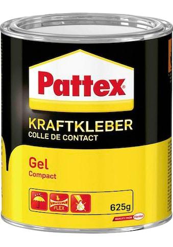 PATTEX Kleber »Kraftkleber Gel Compact«, für Biegeleisten, 625 g kaufen