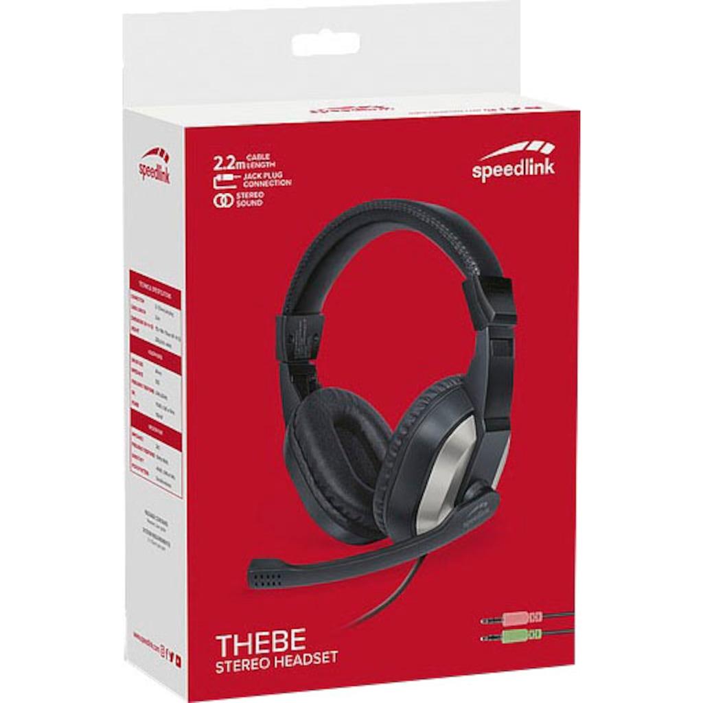 Speedlink Headset »THEBE Stereo«