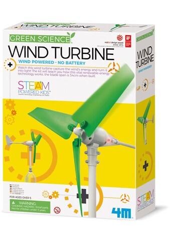 4M Experimentierkasten »Green Science - Windturbine« kaufen