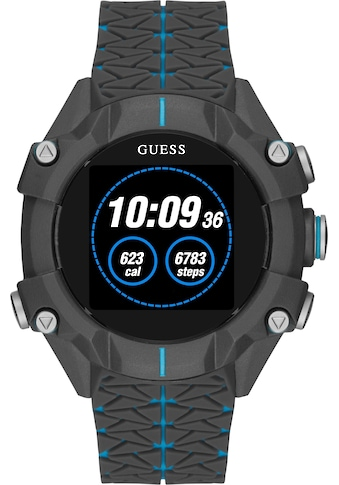 GUESS CONNECT REX, C3001G3 Smartwatch (Wear OS by Google) kaufen