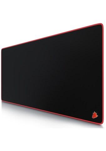 Titanwolf XXL Speed Gaming Mauspad »Mousepad / Extragroße Fläche von 900 x 400mm« kaufen