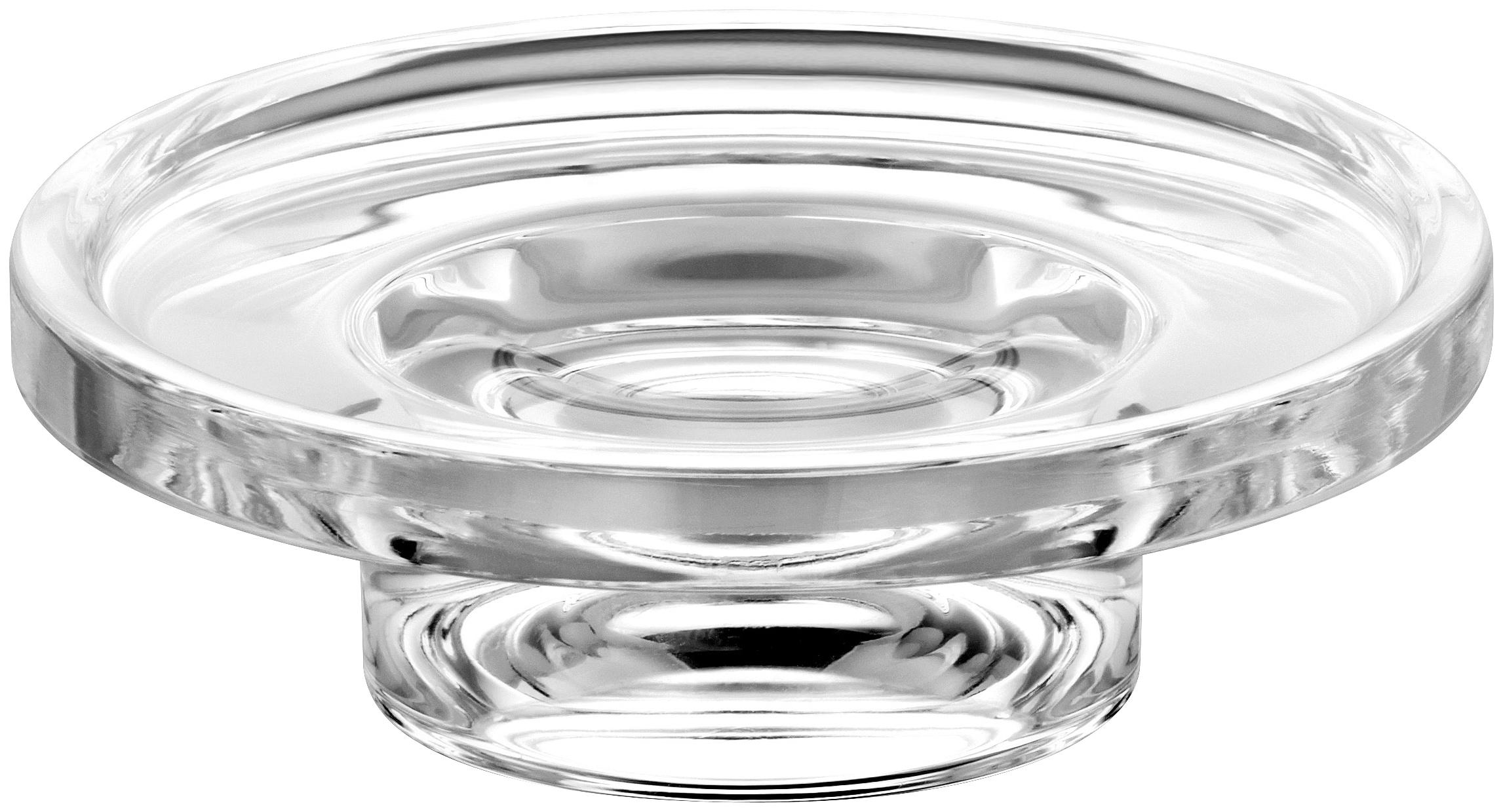 KEUCO Seifenschale, Echtkristall-Glas, lose