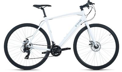KS Cycling Urbanbike »FWD«, 21 Gang, Shimano, Tourney Schaltwerk, Kettenschaltung kaufen