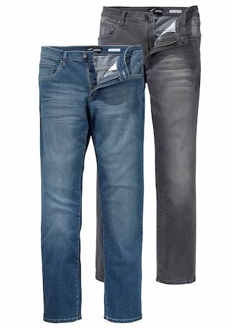 Arizona Stretch - Jeans »Willis« (Packung, 2 tlg.) kaufen