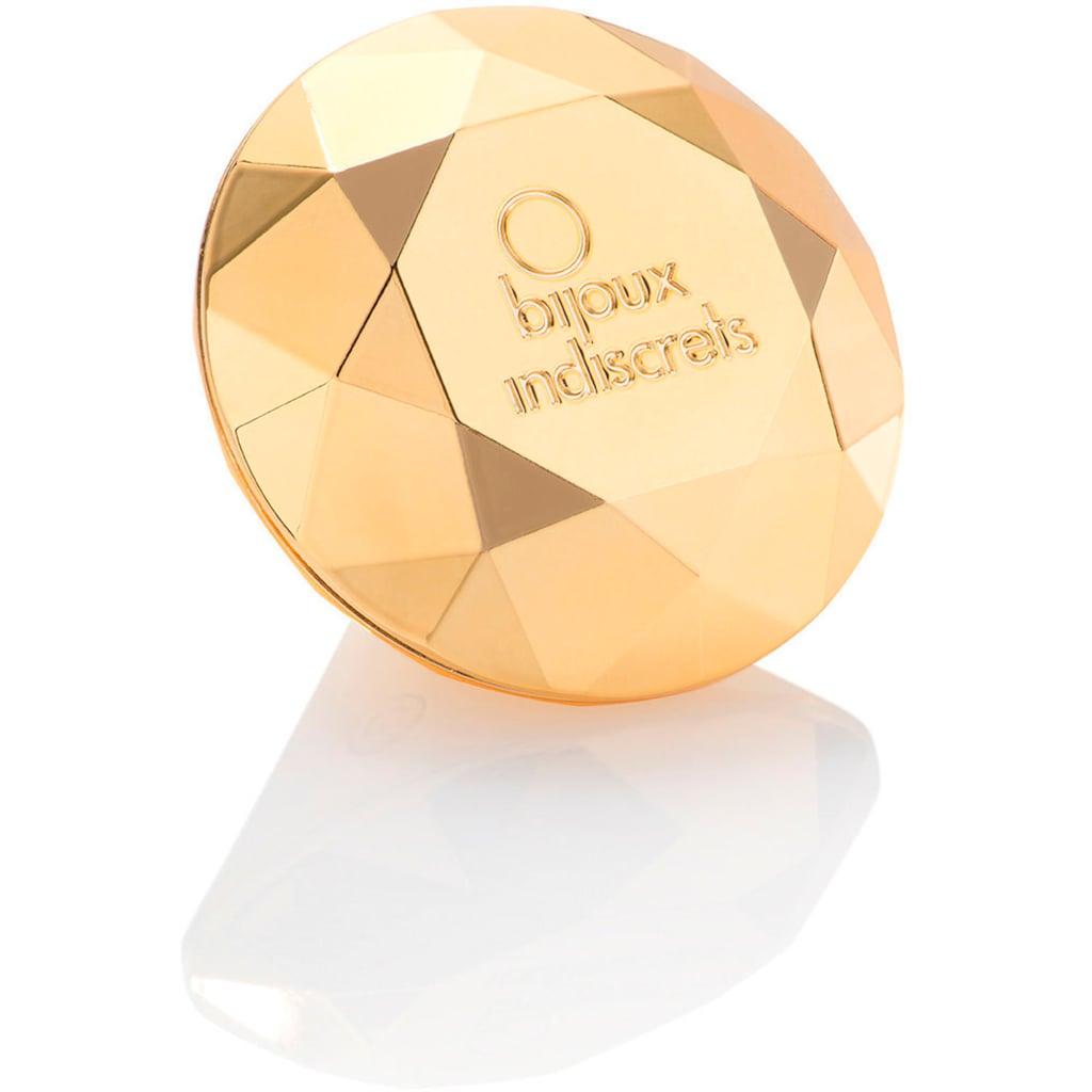 Bijoux Indiscrets Auflege-Vibrator »twenty one vibrating diamond«