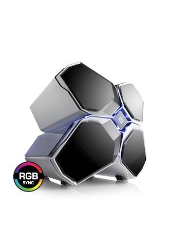 BoostBoxx »BoostBoxx Quadstellar« Gaming - Gehäuse kaufen