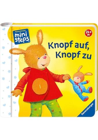 """Ravensburger Buch """"Knopf auf, Knopf zu"""" kaufen"""