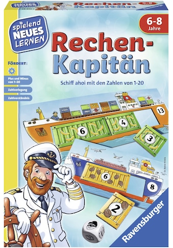 """Ravensburger Spiel, """"Rechen - Kapitän"""" kaufen"""