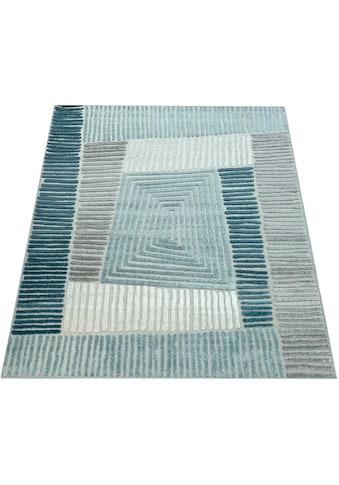 Paco Home Teppich »Stilo 850«, rechteckig, 13 mm Höhe, In- und Outdoor geeignet,... kaufen
