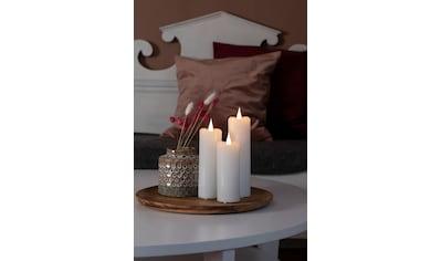 KONSTSMIDE LED Dekolicht, Warmweiß, Echtwachskerze kaufen