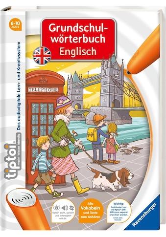 """Ravensburger Buch """"tiptoi® Grundschulwörterbuch Englisch"""" kaufen"""