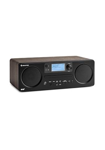 Auna Internetradio Spotify Connect App Control Bluetooth walnuss »Worldwide CD« kaufen
