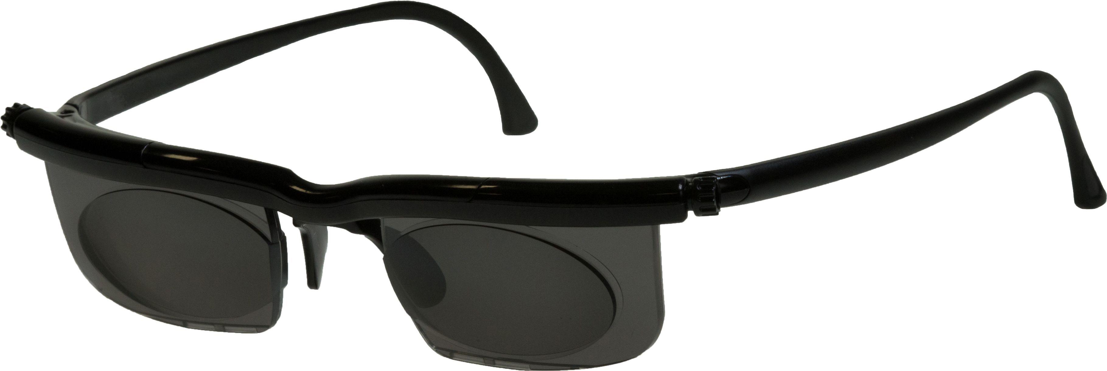 Maximex Sonnenbrille, individuell einstellbar, »Adlens®« | Accessoires > Sonnenbrillen > Sonstige Sonnenbrillen | Schwarz | MAXIMEX