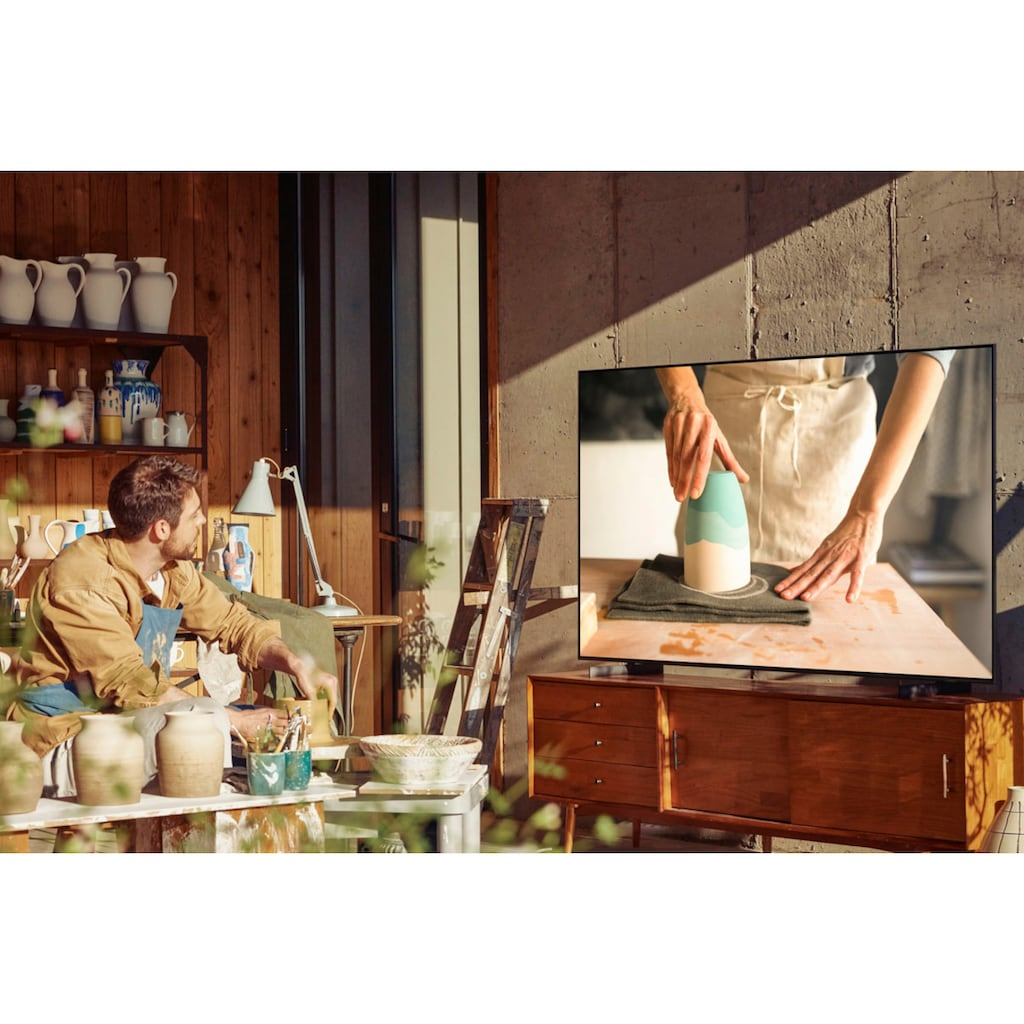 """Samsung LED-Fernseher »GU85AU8079U«, 214 cm/85 """", 4K Ultra HD, Smart-TV"""