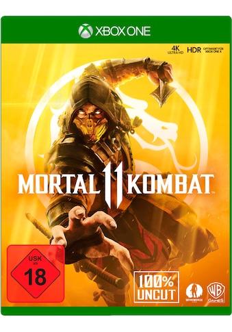 Warner Games Spiel »Mortal Kombat 11«, Xbox One kaufen