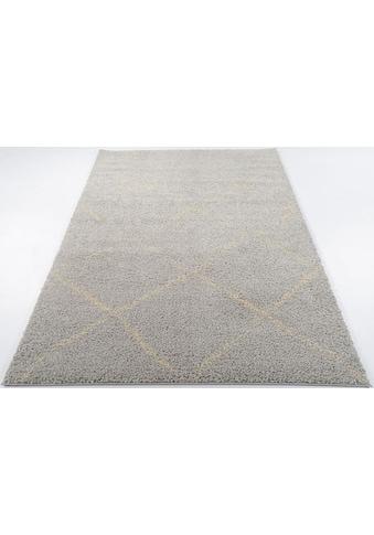 Hochflor - Teppich, »Stockholm«, OCI DIE TEPPICHMARKE, rechteckig, Höhe 30 mm, maschinell gewebt kaufen
