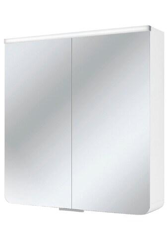 JOKEY Spiegelschrank »Xanto Line«, weiss, 63 cm Breite kaufen