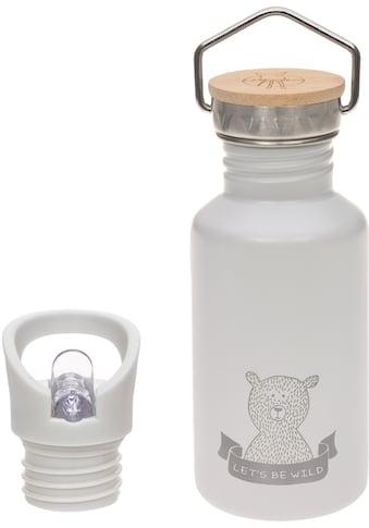 Lässig Trinkflasche »Adventure, grey« kaufen