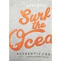 Ocean Sportswear Kapuzensweatshirt, mit kontrastiver Logoapplikation