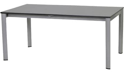 SIEGER EXCLUSIV Gartentisch Aluminium, ausziehbar, 165/225/285 x 95 cm kaufen