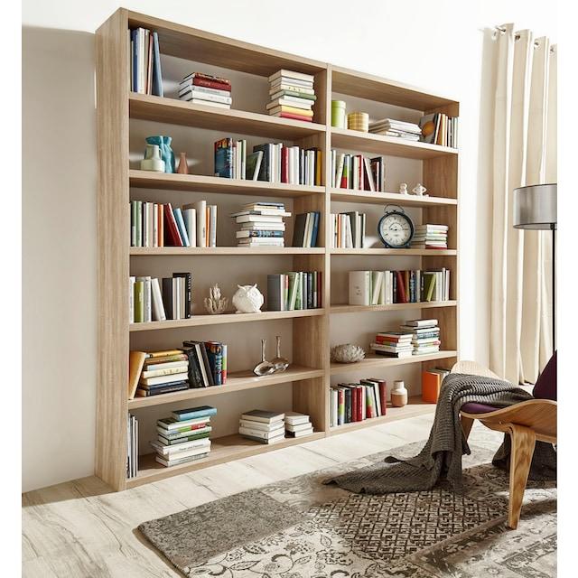 fif möbel Raumteilerregal »Toro«, 12 Fächer, Breite 240,6 cm