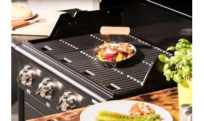 hecht international Grillpfanne »Fuego«, Edelstahl, für Gemüse kaufen