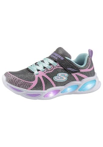 Skechers Kids Sneaker »Blinkschuh Shimmer Beams« kaufen