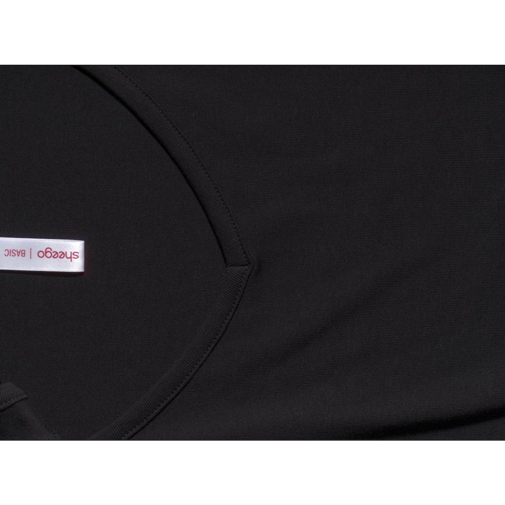 Sheego Trägertop, aus dehnbarer Shirtware