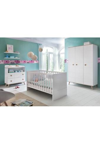 Babyzimmer - Komplettset »Cannes« (Set, 3 - tlg) kaufen
