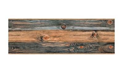 LIVINGWALLS Bordüre »Stick Ups Holz«, selbstklebend kaufen