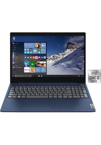 Lenovo IdeaPad 3 15IIL05 Notebook (39,62 cm / 15,6 Zoll, Intel,Core i3, 256 GB SSD) kaufen
