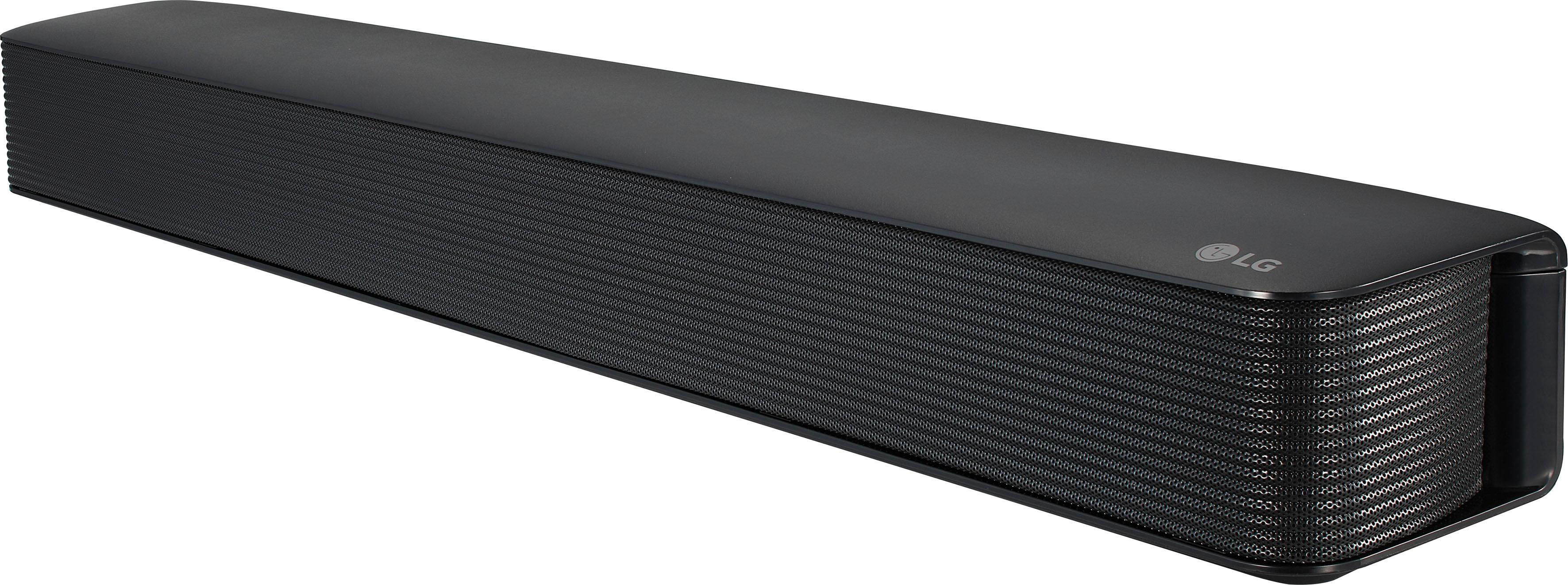 lg sk1 2 0 soundbar bluetooth 40 watt auf rechnung. Black Bedroom Furniture Sets. Home Design Ideas