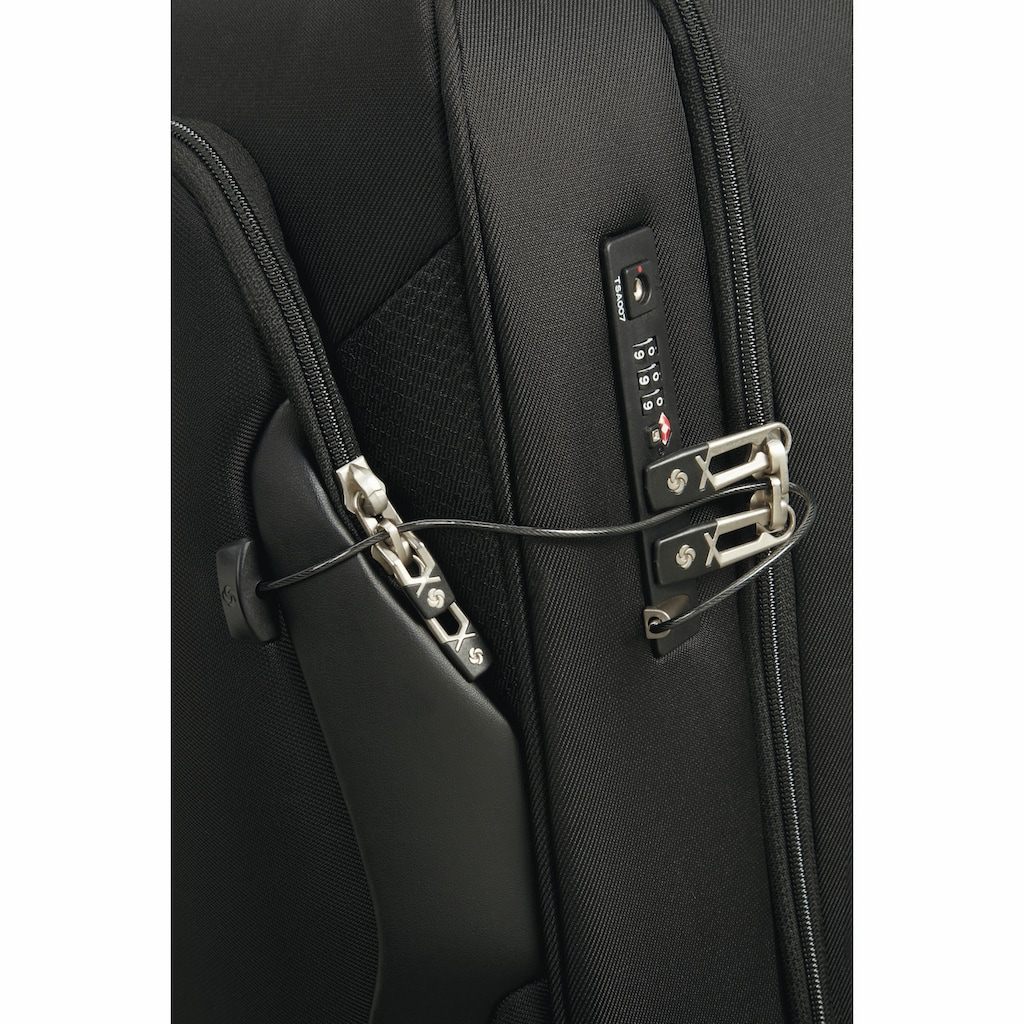 Samsonite Kleidersack »X'Blade 4.0 L, black«