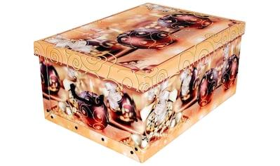 KREHER Aufbewahrungsbox »Weihnachtskugeln« kaufen