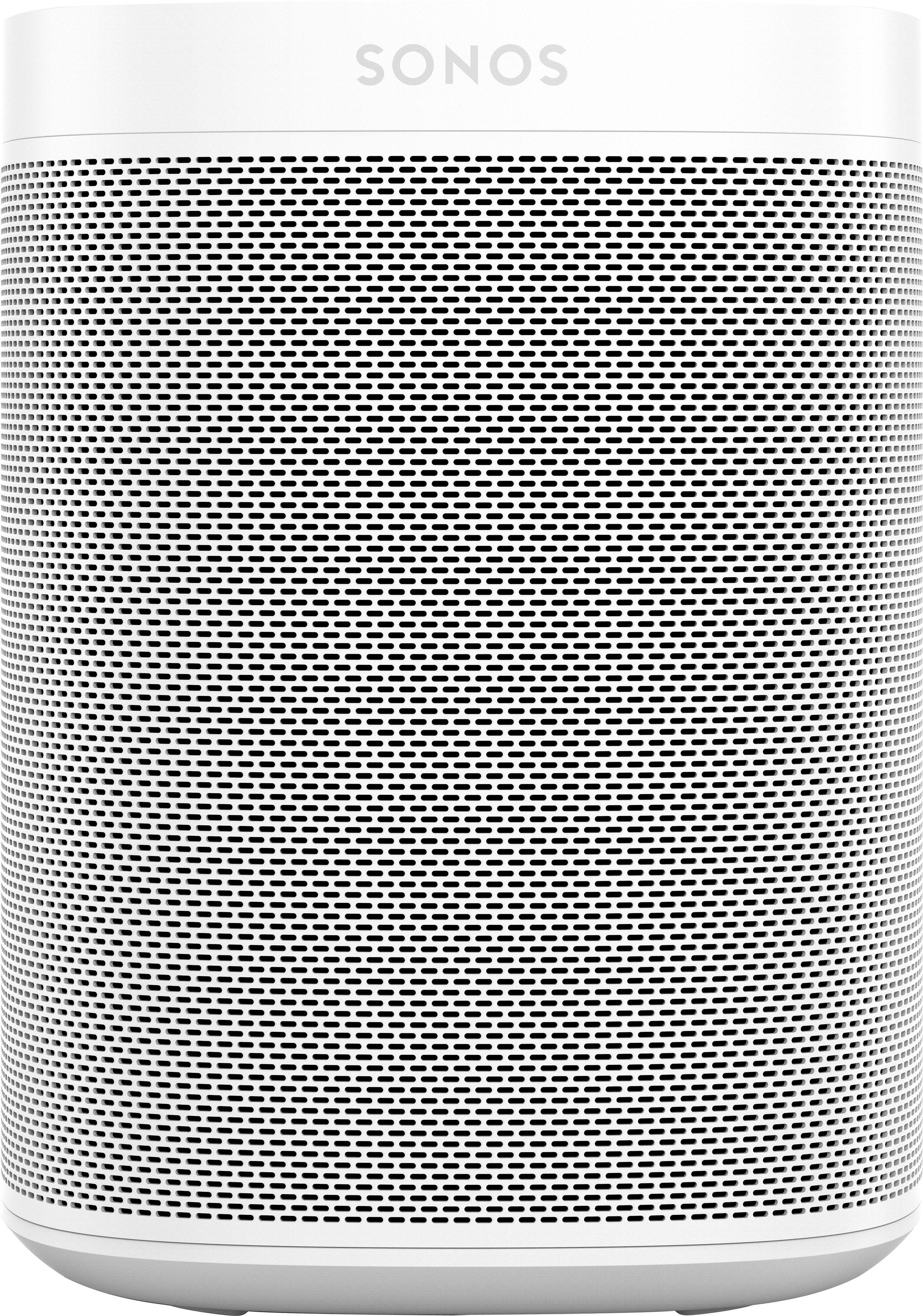 Sonos One – Smart Speaker mit Sprachsteuerung