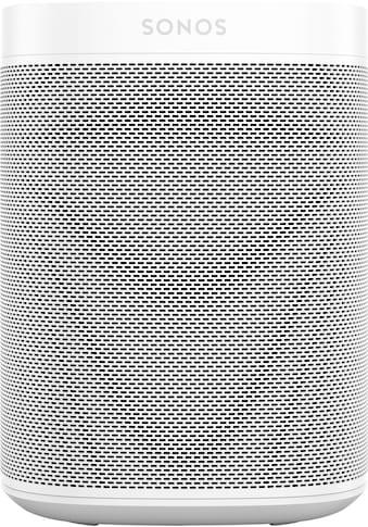 Sonos Smart Speaker »One Gen2«, mit integrierter Sprachsteuerung kaufen
