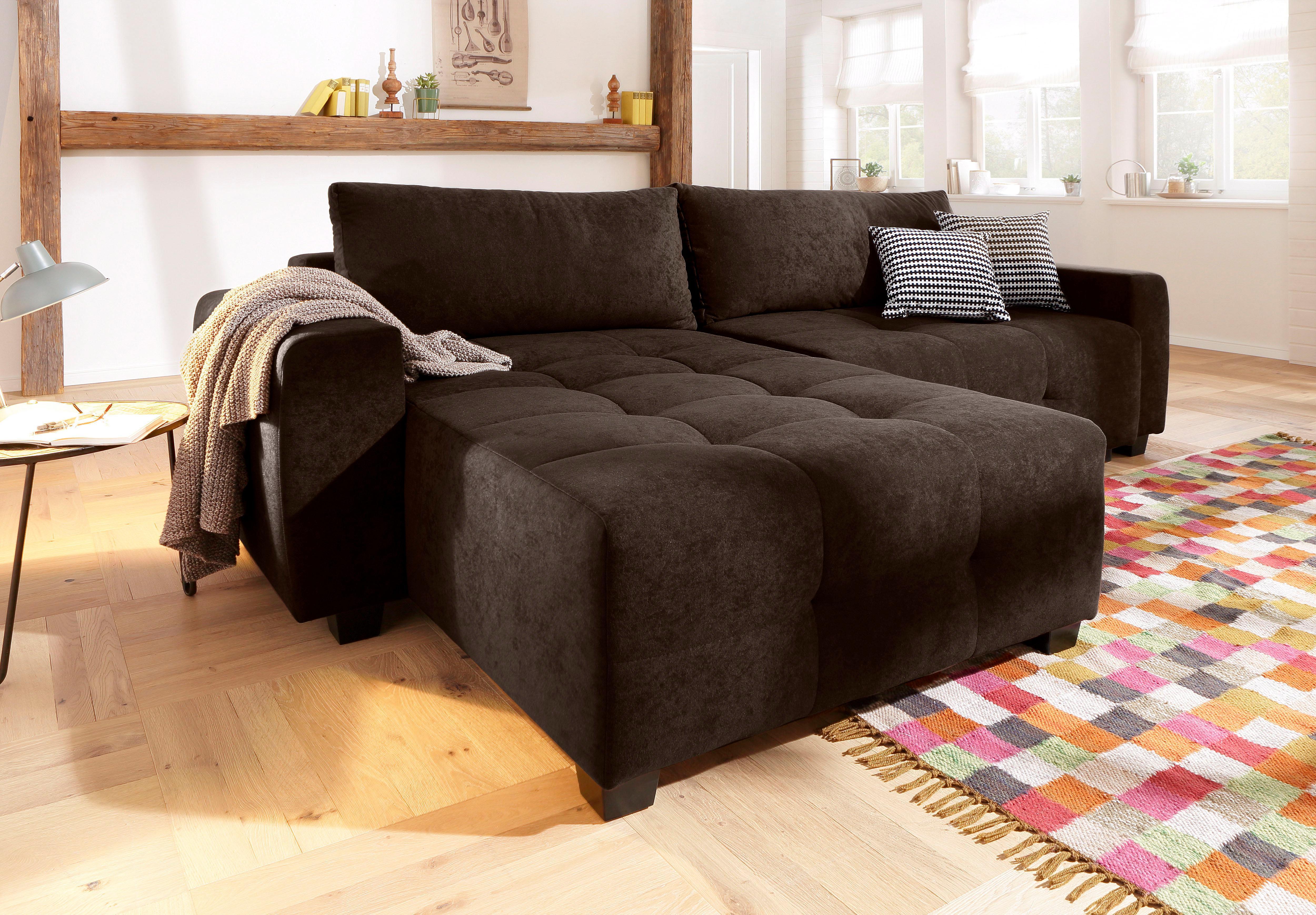 home affaire ecksofa auf rechnung bestellen. Black Bedroom Furniture Sets. Home Design Ideas