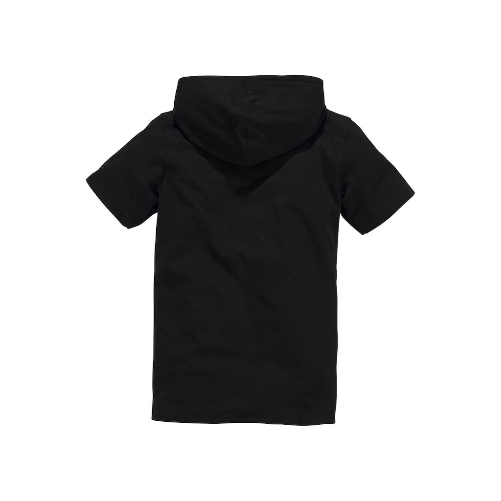 Chiemsee T-Shirt »mit Palmendruck«