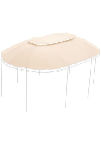 KONIFERA Pavillonersatzdach »Oval«, BxT: 350x500 cm kaufen