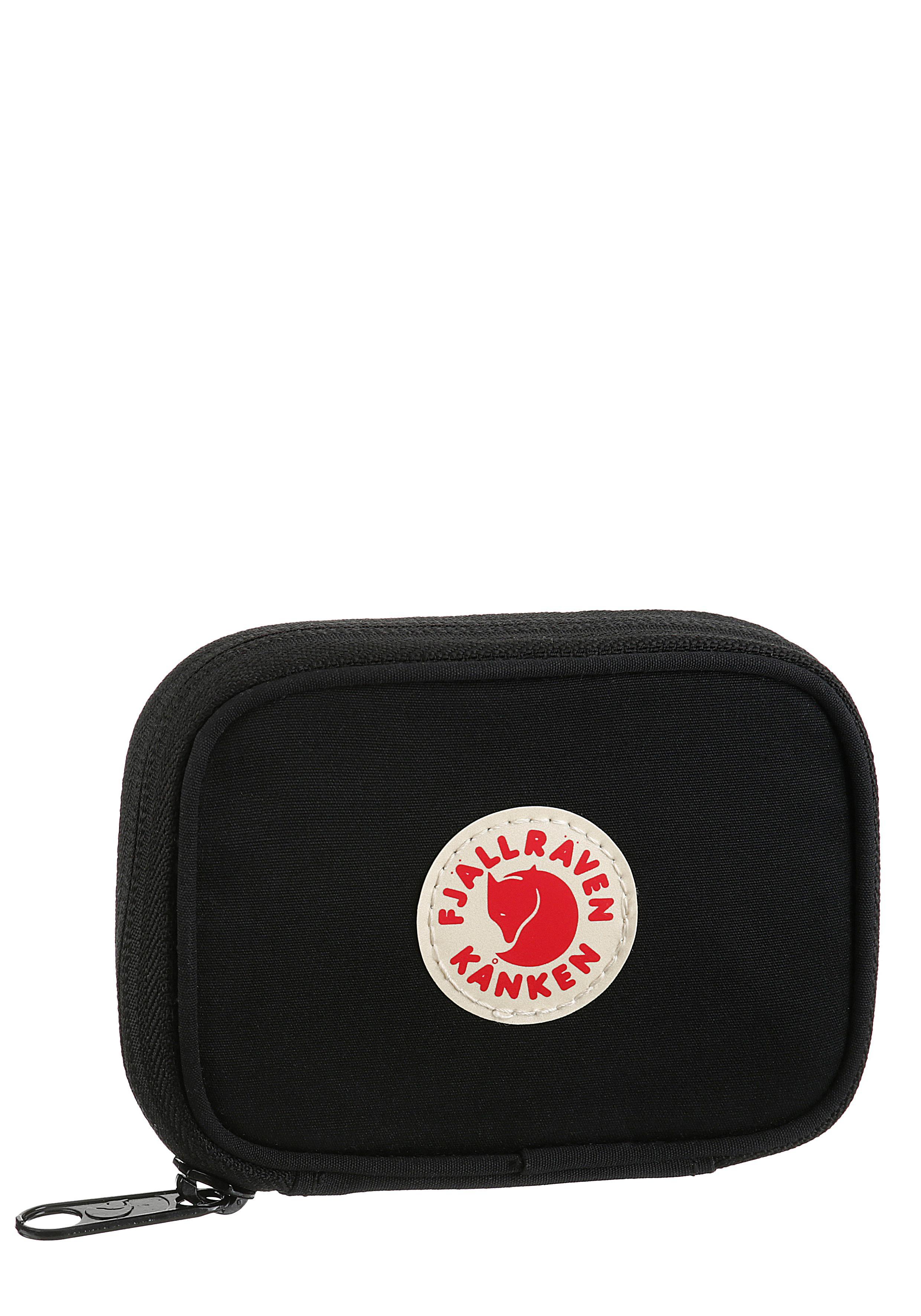 Fjällräven Geldbörse, »Kanken Card Wallet« | Taschen > Rucksäcke > Sonstige Rucksäcke | Schwarz | FJÄLLRÄVEN