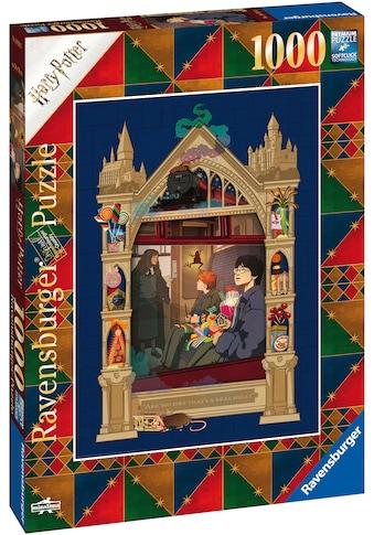 Ravensburger Puzzle »Harry Potter, Weg nach Hogwards«, Made in Germany, FSC® - schützt... kaufen