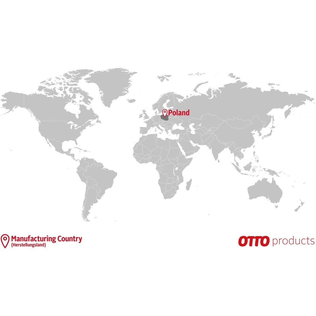 OTTO products Sofaelement »Grenette«, freistehend oder als Teil des Modulsofas, im Baumwoll-/Leinenmix oder umweltschoned aus 70% recyceltem Polyester, Federkern