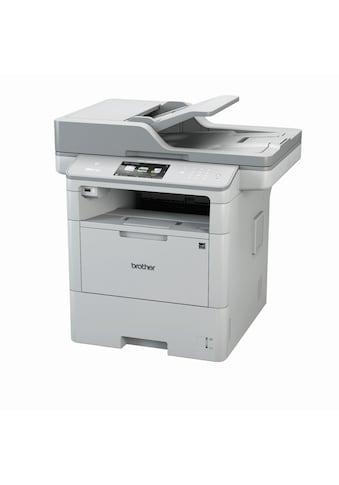 Brother Laserdrucker »Professionelles 4-in-1 Multifunktionscenter« kaufen