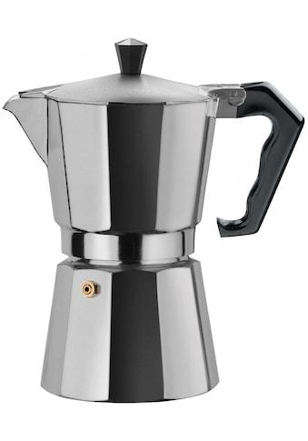 gnali & zani Espressokocher »brasil«, Aluminium, auch als Camping-Kocher geeignet kaufen