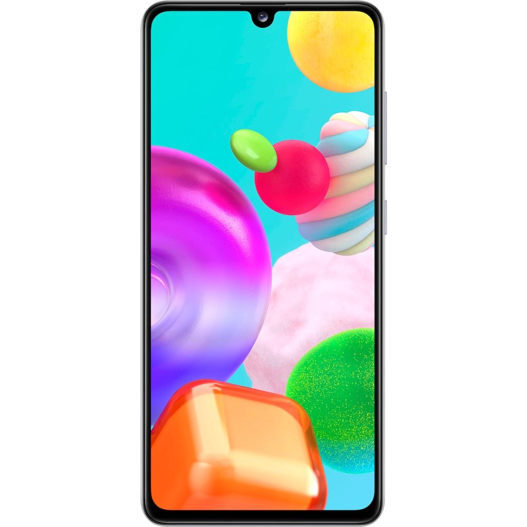 "Samsung Smartphone »Galaxy A41«, (15,51 cm/6,1 "", 64 GB Speicherplatz, 48 MP Kamera)"